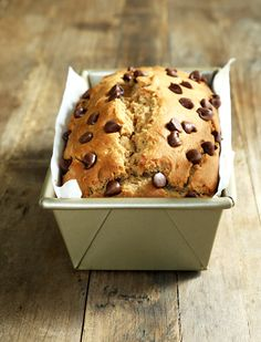 One Bowl Gluten Free Peanut Butter Quick Bread