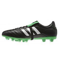best service 6389e 32d2e Botas clasicas de Futbol Adidas Gloro FG Negra-Verde