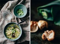 MACROBIOTIC COOKING W. NICKY CLINCH + LEEK AND SHIITAKE SOUP | Good Eatings