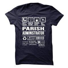 PARISH-ADMINISTRATOR - Multi ᗑ taskingPARISH-ADMINISTRATOR