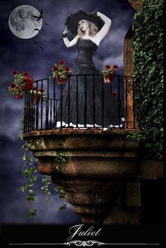 Juliet by HiddenEden