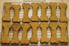 maniapieczenia: Domowe ciasteczka dla psa Salad, Salads, Lettuce
