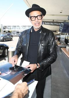 Daddy Long, Silver Foxes, The Grandmaster, I Dress, The Man, Hollywood, Leather Jacket, Icons, Stylish