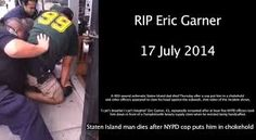 Eric Garner.