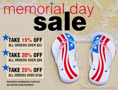 memorial day specials for veterans 2015