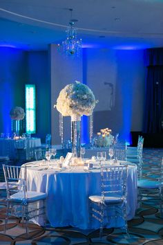 The Fontainebleau | Photography: Ryan Phillips | #CarrieZack #weddings…
