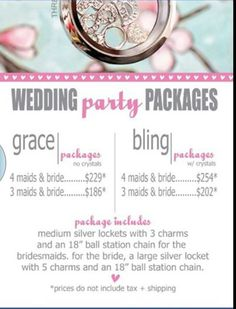 Incredibly unique Bridal Packages available! Message me on Facebook @ facebook.com/samsorigamiowl for more details!
