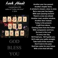 Christian New Year Message. january 2019 new year messages wishes ...