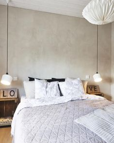 Good sleep is aided by a calm environment, with clean air and a moisture controlled environment. Pure and Natural Clay Plasters are not only beautiful, but can help promote beauty sleep.