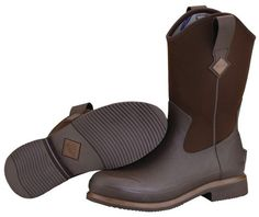 Muck Boots Women's Ryder Mid All Purpose Boot - Brown - HeadWest Outfitters