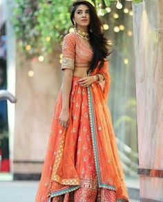 Lehenga maniac..!! Girls are more blessed.Why is it so..?! We girls have a zillion number of new arrivals bombarding everyday. All you have to do is be updated.Atleast a bit.Collection buzz everyday ,everywhere.So,wats the hot trend..?! Go bonkers you ladies..!! It's Lehenga and anarkali materials. It's the modernized structure of …