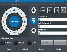 Installing For Android 6 Axis GRBL CNC Gcode sender ~ minicnc