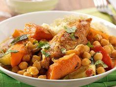 Un couscous léger, ça existe ! La preuve avec cette recette de couscous de poulet- aufeminin.com