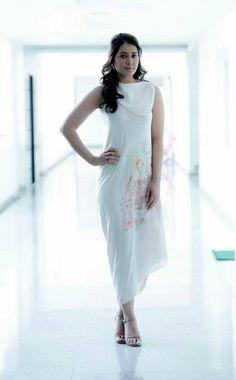 Rashi Khanna Latest Hot Spicy PhotoShoot Images In White Dress ★ Desipixer  ★