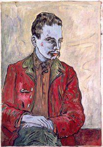 Rainer Maria Rilke in un ritratto di Knut Odde, 1897 🌹 ᘡℓvᘠ❉ღϠ₡ღ✻↞❁✦彡●⊱❊⊰✦❁ ڿڰۣ❁ ℓα-ℓα-ℓα вσηηє νιє ♡༺✿༻♡·✳︎· ❀‿ ❀ ·✳︎· TH NOV 2016 ✨ gυяυ ✤ॐ ✧⚜✧ ❦♥⭐♢∘❃♦♡❊ нανє α ηι¢є ∂αу ❊ღ༺✿༻✨♥♫ ~*~ ♪ ♥✫❁✦⊱❊⊰●彡✦❁↠ ஜℓvஜ 🌹 Rainer Maria Rilke, Hiroshima, Dresden, Modernist Writers, Madonna, World Poetry Day, Modern Portraits, Portrait Art, Egyptian