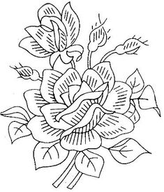 free vintage embroidery pattern. Have to search around the site to find. In free red work section