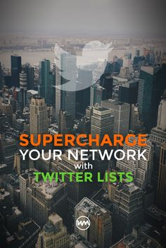Using Twitter lists can help you intentionally grow your network in a big way. So we've put together this list of lists and a bonus growth hack to help you do it right!