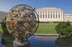 Geneva capital of peace
