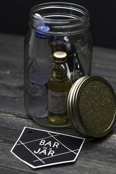 Bar in a Jar