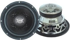 Lanzar VW154 Vibe 15-Inch 2000 Watt 4 Ohm Chrome Subwoofer by Lanzar. $54.82. Black P.P. Cone Specially Treated Foam Edge Suspension 2.5-Inch High Temperature Single Voice Coil Magnet Weight: 120 Oz 2000 Watts Max Power Handling   Impedance: 4 Ohm Chromed Back Plate Cover Rubber Magnet Boot Cover. Save 63% Off!