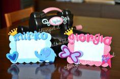 Fairy Creativa: Nuove cornici in feltro