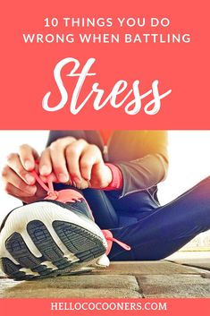 Are you suffering fr Are you suffering from stress? Make sure you are not making these 10 mistakes when trying to overcome stress. Find out how to overcome stress now. How To Overcome Stress, Ways To Reduce Stress, Dealing With Stress, How To Relieve Stress, How To Reduce Stress, Anxiety Tips, Social Anxiety, Stress And Anxiety, Anxiety Thoughts