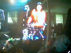 "Paranormal Photo Gallery: Angel or Demon?""I was home on July 7, 2009 in Houston, Texas,"" says Daisy. ""It was in the evening and I wanted to take a picture of myself with my cell phone, which I did. But suddenly one of my friends came to pick me up to go out that night and I didn't check that picture until the next day. When I looked at the picture, I almost fainted.  http://www.extranormal.eu"