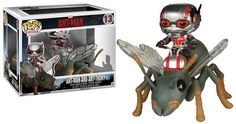 Ant-Man With Ant-Thony and Voltron Funko Pop Collectibles Revealed - http://www.entertainmentbuddha.com/ant-man-with-ant-thony-and-voltron-funko-pop-collectibles-revealed/