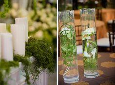 Southern wedding decor - Charmed Wedding Blog » A wedding blog with Southern charm.