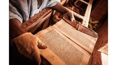 Located in the Sahara Desert of Mauritania, Chinguetti is an ancient stone full of forgotten libraries.