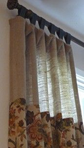Drapery Design with Phoomph Faux Leather Tabs