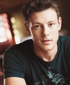 Cory Monteith/ Oh so very very handsome. Its still so unreal that he is gone. The next season of Glee is going to be so sad to watch without him :(
