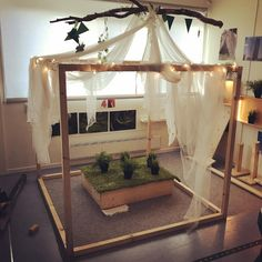 """Evelina Weckström (@inspirerande_larmiljoer) on Instagram: """"Kub i bygg och konstruktionsmiljö! #kub #inspirerande #lärmiljöer #byggochkonstruktion #kontraster…"""""""