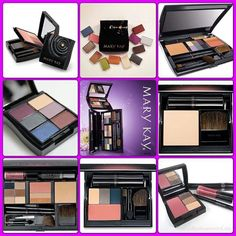 Enjoy these amazing colors as well as these must have compacts. www.marykay.com/dbennett7479