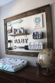 5 decoration for boy nursery ideas boy nursery ideas adventure awaits nursery FVWWWGA Baby Nursery Diy, Baby Boy Nursery Themes, Baby Room Diy, Baby Boy Rooms, Baby Boy Nurseries, Baby Room Decor, Diy Baby, Nursery Ideas, Project Nursery