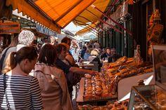 """215 / 365 - 2013 - """"orange market"""" @ Naschmarkt Farmers Market, Marketing, Orange"""