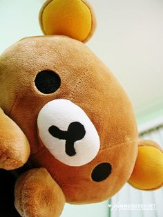 Rilakkuma! I just wanna hug and squeeze the guts out of 'em!