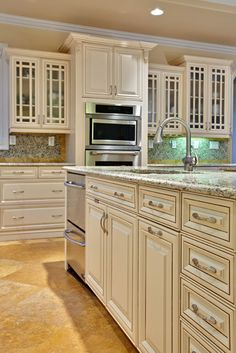 Cabinet Color Tricia Stephens Glazed Cabinets Design, Pictures, Remodel,  Decor And Ideas