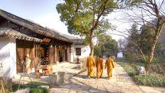 Anman à Hangzhou