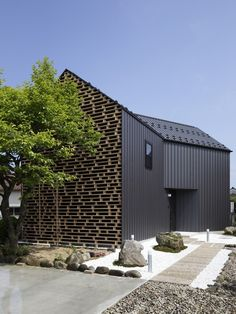 House M by AE5 Partners Kaga, Japan: