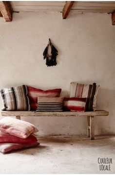 Frazada cushion