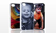 personalised iPhone covers the perfect accessory to your mobile friend. In black, white and now clear so you can admire your iPhone and your awesome photo skills