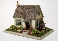 Miniature Miniatures - Nell Corkin: House For Sale