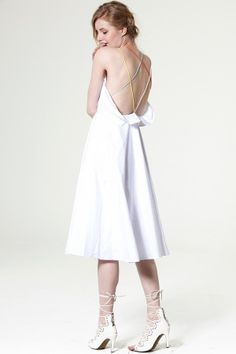 White Opium Dress Discover the latest fashion trends online at storets.com