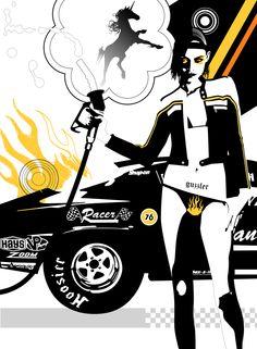 Petrol Heads  - Magazine  By Jassper Goodall