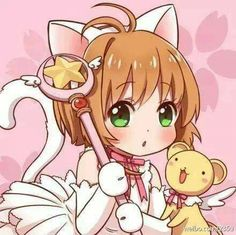 Sakura Card Captor is Forever♡
