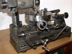 German Hommel UWG Lathe with many accessories available.
