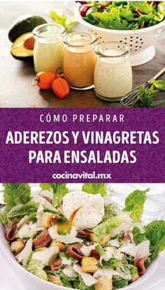Mexican Food Recipes, Real Food Recipes, Cooking Recipes, Yummy Food, Healthy Recipes, Ethnic Recipes, Tasty, Salad In A Jar, Salad Bar