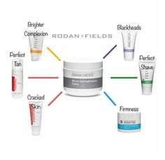 R+F Micro-Dermabrasion Paste compliments many other products to target a variety of skin concerns!