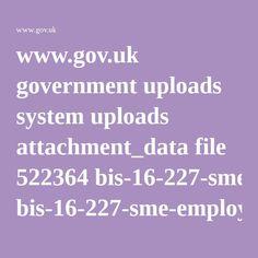 www.gov.uk government uploads system uploads attachment_data file 522364 bis-16-227-sme-employer-report.pdf